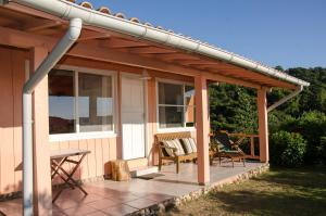 Two-Bedroom Chalet (2 Adults)