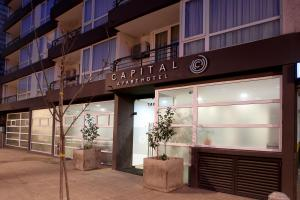 Pension Capital Aparhotel, Santiago