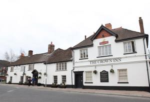 The Crown Inn in Bishops Waltham, Hampshire, England