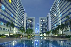 Cristies Sea Residences, Appartamenti  Manila - big - 30