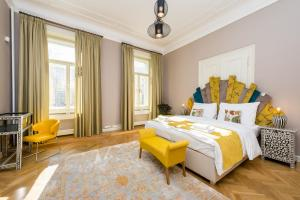 EMPIRENT Grand Central Apartments, Apartmanok  Prága - big - 164