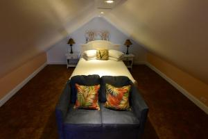 Bi Level Attic Suite