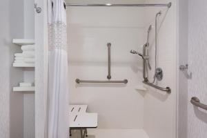 King room with Roll In Shower - Disability / Hearing Access