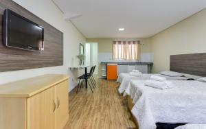 Suite with Three Single Beds