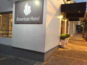 American Hotel, Hotels  Santa Cruz do Sul - big - 28