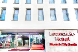 Leonardo Hotel Munich City South, Hotel  Monaco di Baviera - big - 42