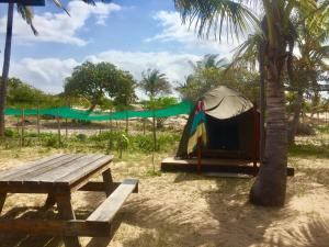 Mozambeat Motel, Hostely  Praia do Tofo - big - 44