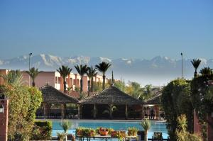 Hotel Kenzi Menara Palace - All Inclusive Premium, Marrakech