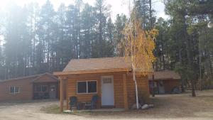 Daven Haven Lodge & Cabins, Chaty v prírode  Grand Lake - big - 55