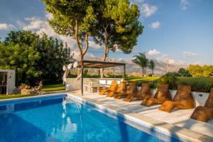 mimar villa altea, Vily  Altea - big - 39
