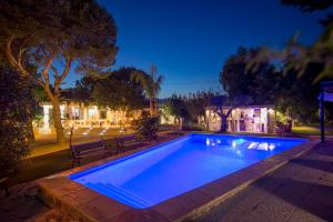mimar villa altea, Vily  Altea - big - 32