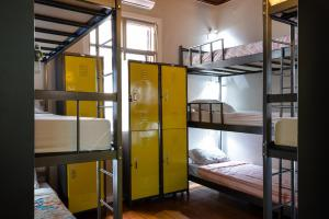 Bunk Bed in 9-Bed Mixed Dormitory Room