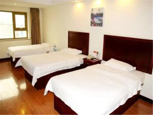 Izunco Inn Qingdao Xiangjiang Road, Hostince  Huangdao - big - 9