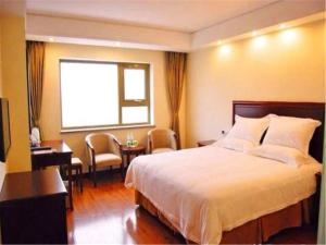Izunco Inn Qingdao Xiangjiang Road, Hostince  Huangdao - big - 8