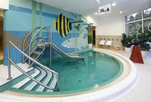 Danubius Health Spa Resort Aqua All Inclusive, Rezorty  Hévíz - big - 56