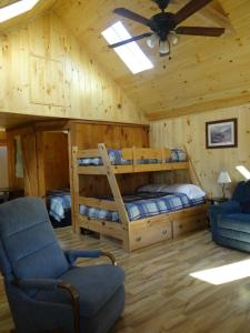 One-Bedroom House Cabin 3