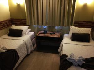 Deluxe Plus Twin Room