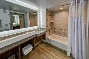 King Room - Disability/Hearing Accessible with Bathtub