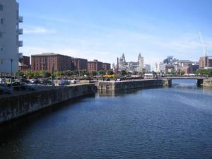 Archers Serviced Apartments - Kings Dock in Liverpool, Merseyside, England