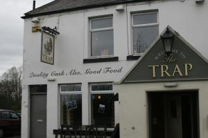 The Trap Inn in Broomhill, Northumberland, England