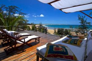 Baia Sonambula, Bed and Breakfasts  Praia do Tofo - big - 45
