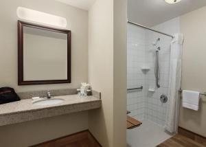 King Room - Mobility Accessible with Roll In Shower