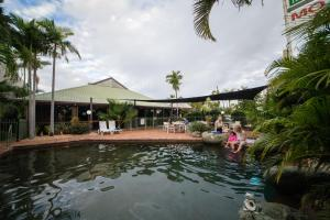 Glenmore Palms Motel, Motely  Rockhampton - big - 51