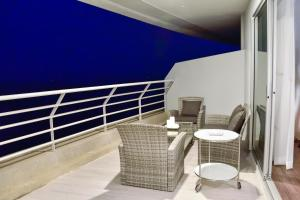 Sandy Beach Condo 15E, Appartamenti  Petchaburi - big - 49