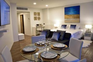 Sandy Beach Condo 15E, Appartamenti  Petchaburi - big - 41