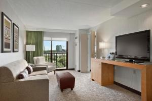 One Bedroom Double Beds Executive Floor Suite