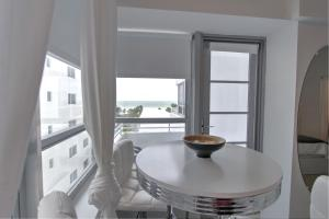 Premium Studio Apartment with Balcony and Ocean View