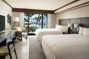 King or Queen Room with Premium Ocean View