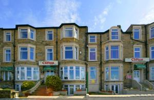 The Clifton in Morecambe, Lancashire, England
