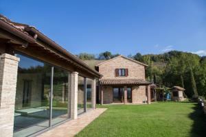 Country House Ca' Brunello, Holiday homes  Urbino - big - 25
