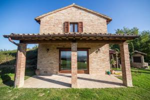 Country House Ca' Brunello, Holiday homes  Urbino - big - 35