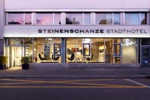 Steinenschanze Stadthotel - Hotels.