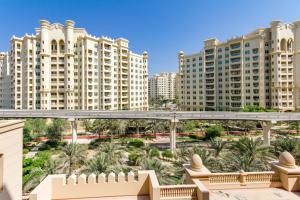 Bespoke Residences - Golden Mile 2, Ferienwohnungen  Dubai - big - 7