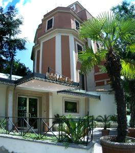 HotelDelle Muse, Rom