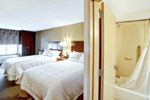Non-Smoking Double/Double Room