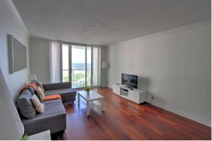 Premier Two-Bedroom Apartment with Partial Ocean View