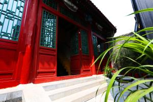 Dong Tian private courtyard, Bed & Breakfast  Pechino - big - 42