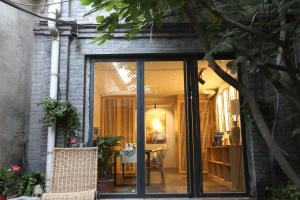 Dong Tian private courtyard, Bed & Breakfast  Pechino - big - 39