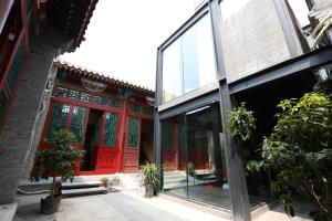 Dong Tian private courtyard, Bed & Breakfast  Pechino - big - 24