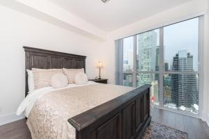 Luxury Two-Bedroom City View Suite