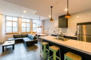 Two-Bedroom Apartment T101