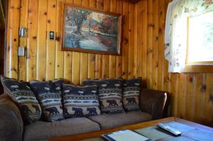 Daven Haven Lodge & Cabins, Chaty v prírode  Grand Lake - big - 39