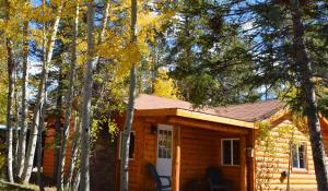 Daven Haven Lodge & Cabins, Chaty v prírode  Grand Lake - big - 16