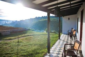 Gregory Lake Inn, Locande  Nuwara Eliya - big - 14