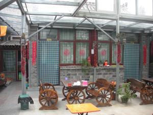 Beijing Shaojia Guest House, Farmházak  Peking - big - 1