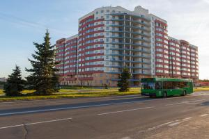 Apartment on vulica Adajeŭskaha 115, Ferienwohnungen  Minsk - big - 5